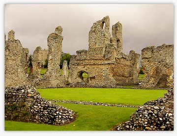 St Clair DNA Castle Acre Priory